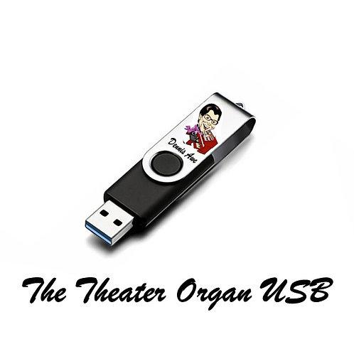 The Theater Organ USB