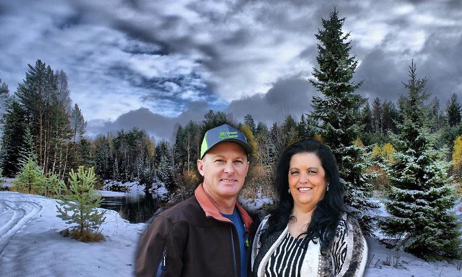 John & Paula Cormane