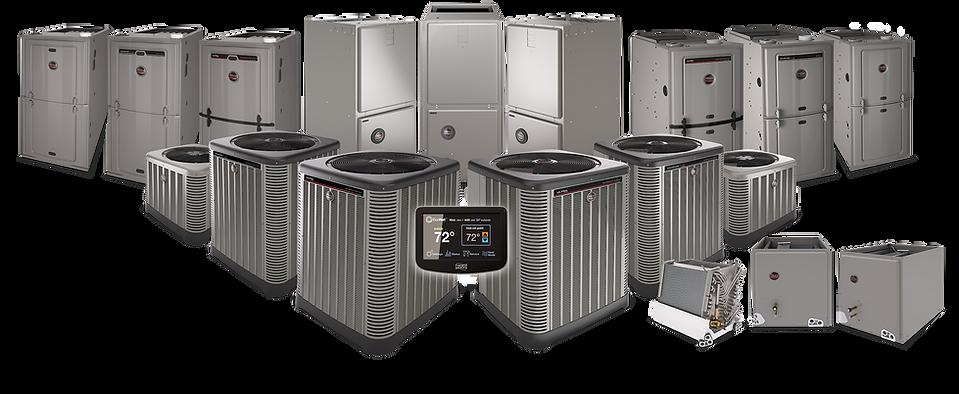 Ruud HVAC Systems