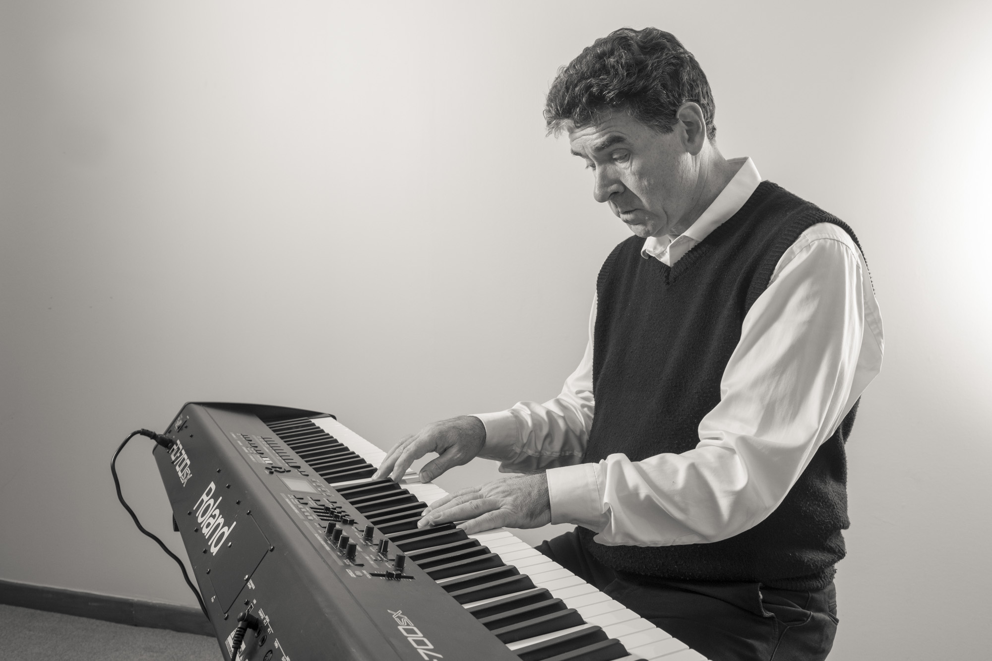 Chris Naughton: Auckland-based piano player