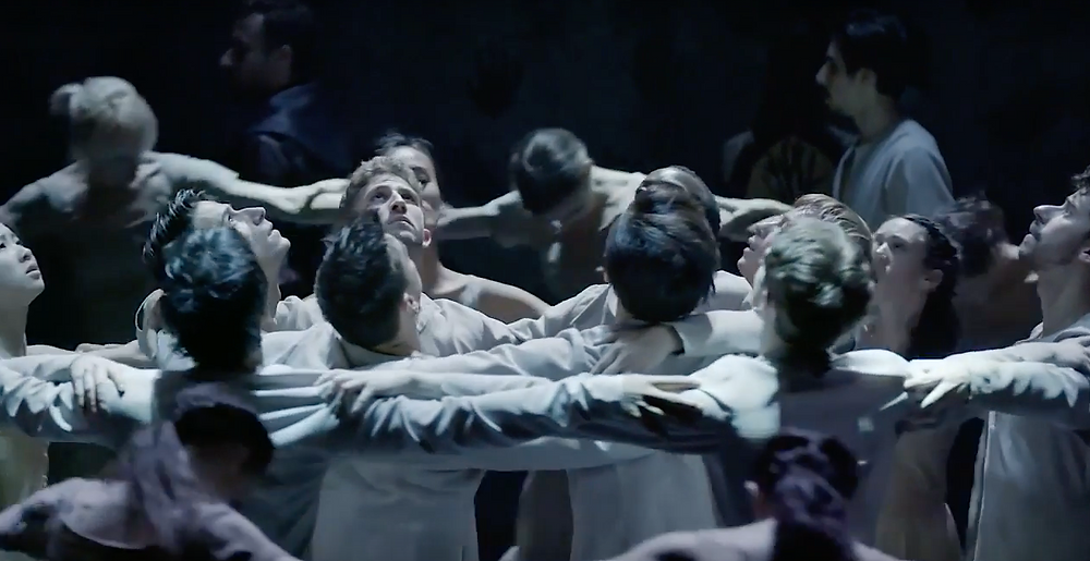 A scene from Giselle - English National Ballet