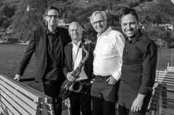 Urs Wyrsch-Quartett mit Richard Pizzorno und Dario D'Angelo