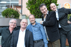 Jazz in Baar 2016, Jimmy me, Rolf, T