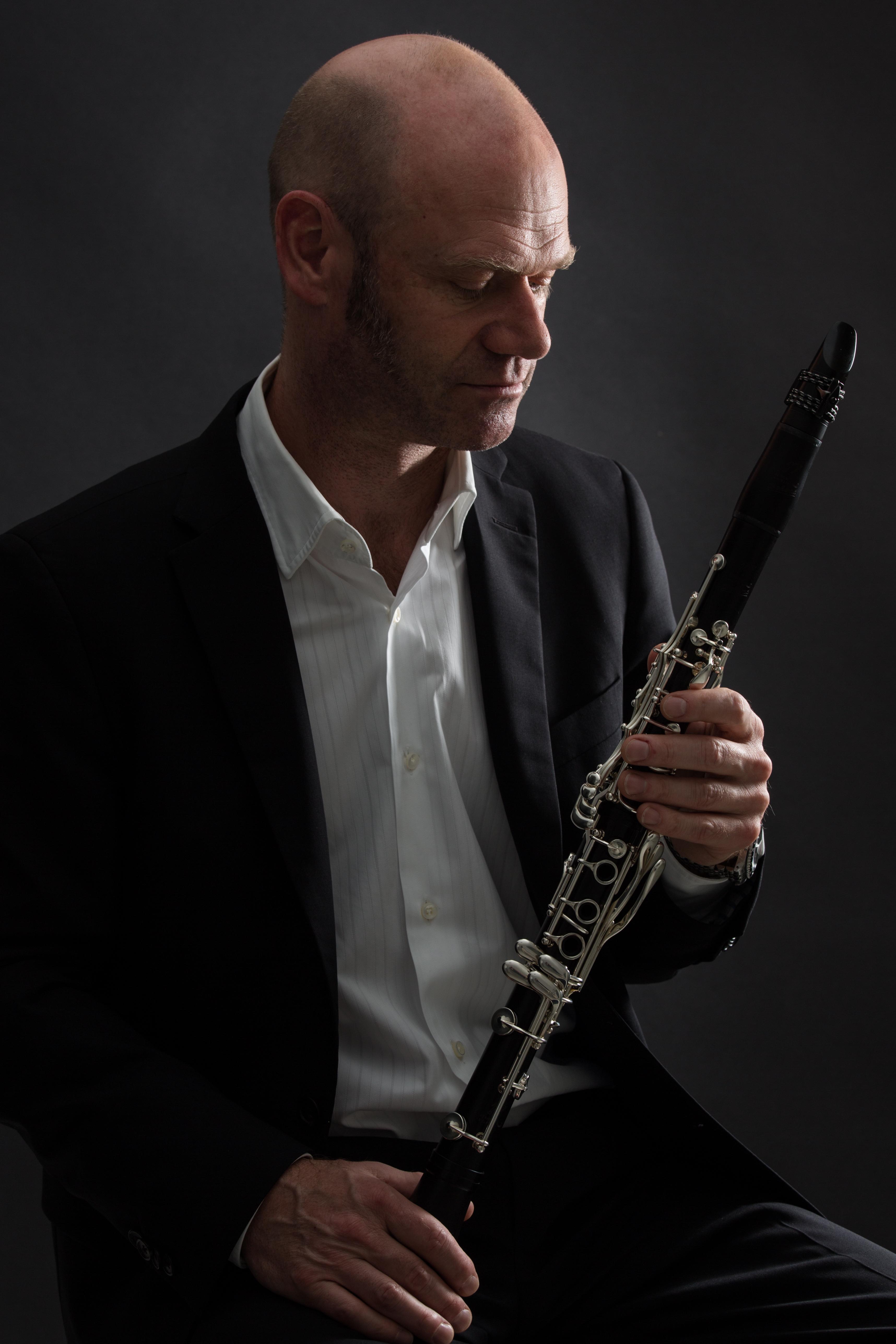 Pius Baumgartner RZ-Clarinet