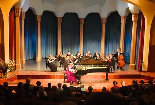 Olga Niklikina | Orchester Collegium Cantorum