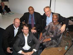 Reggie Johnson & Bernita Bush 2010