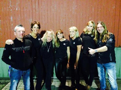 "Olga Niklikina | Schupfart Festival mit ""Gotthard"""