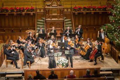 Olga Niklikina | Orchester Collegium Cantorum, Neujahrskonzert