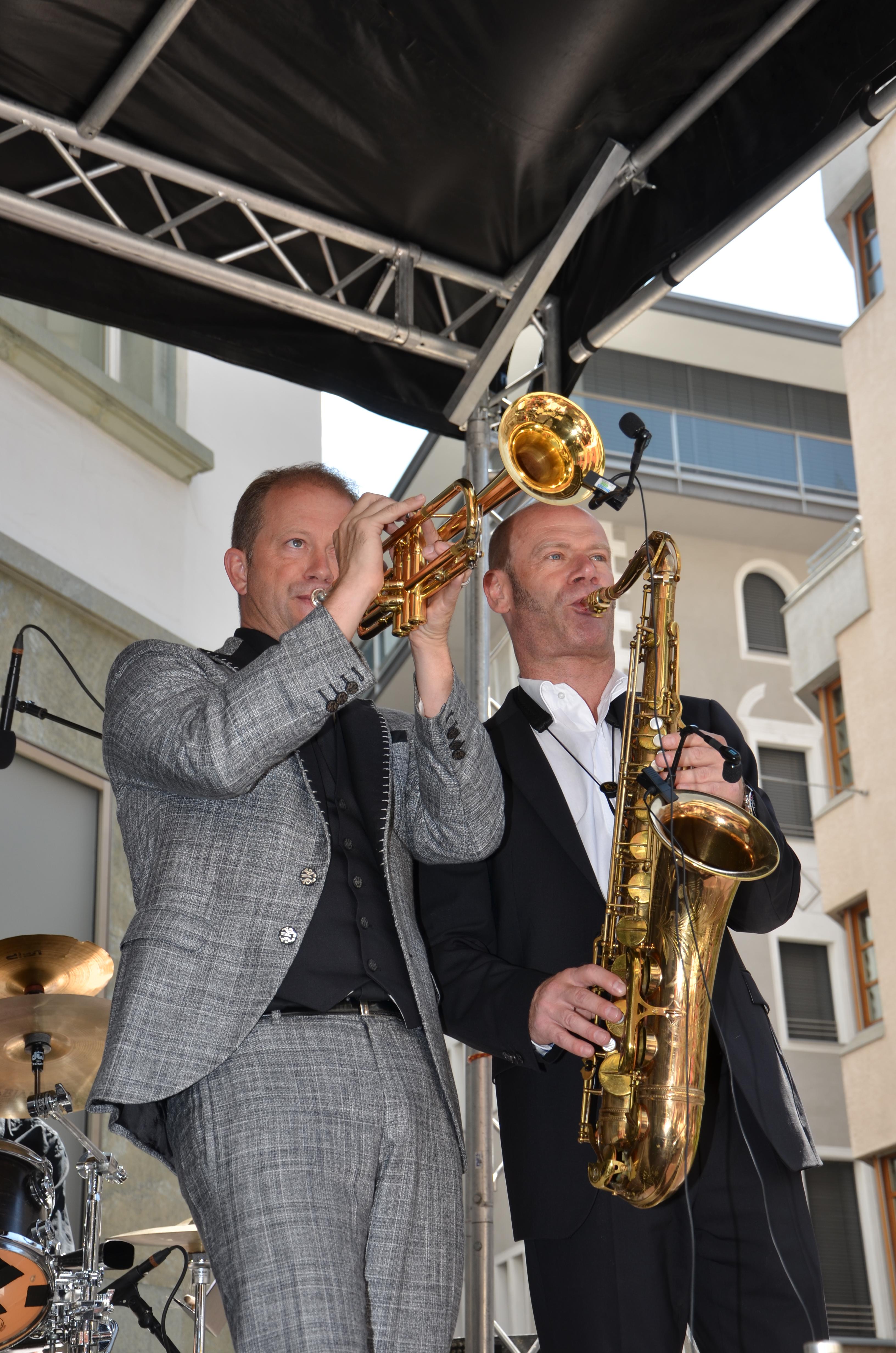 St.Moritz 2015 Festival Jazz mit...