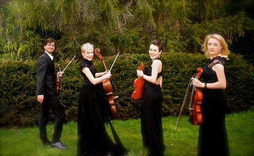 Olga Niklikina | CWO Streichquartett, klassisches Matinee