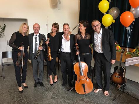 Olga Niklikina | Mit Pius Baumgartner, Benno Bernet, Jörg Guyan