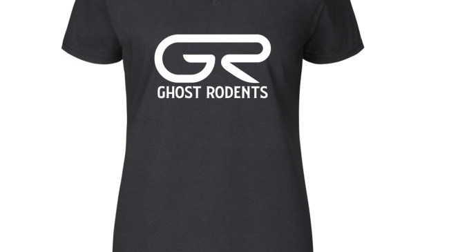 OFFICIAL GHOST RODENTS LADIES SHIRT