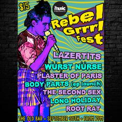 Rebel Grrrl Fest 17