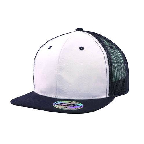 Premium American Style Twill with Snap Back and Sticker