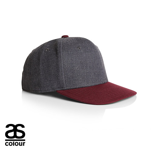 AS Colour Clip Snapback Cap - 1102