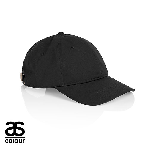 AS Colour Davie Six Panel Cap - 1111