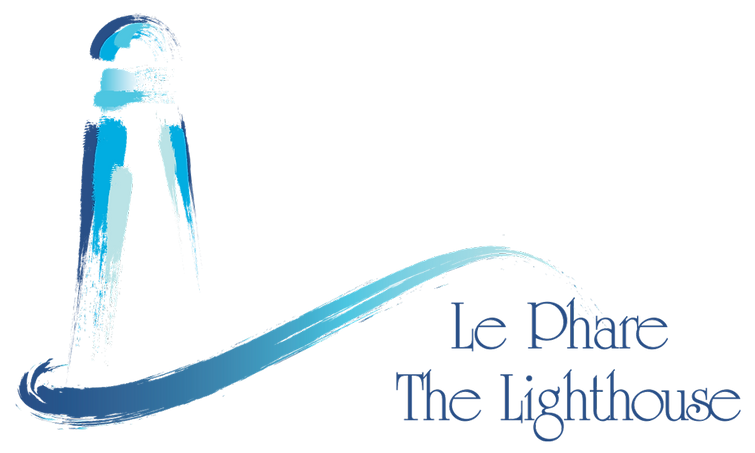 The Lighthouse - Le Phare Logo