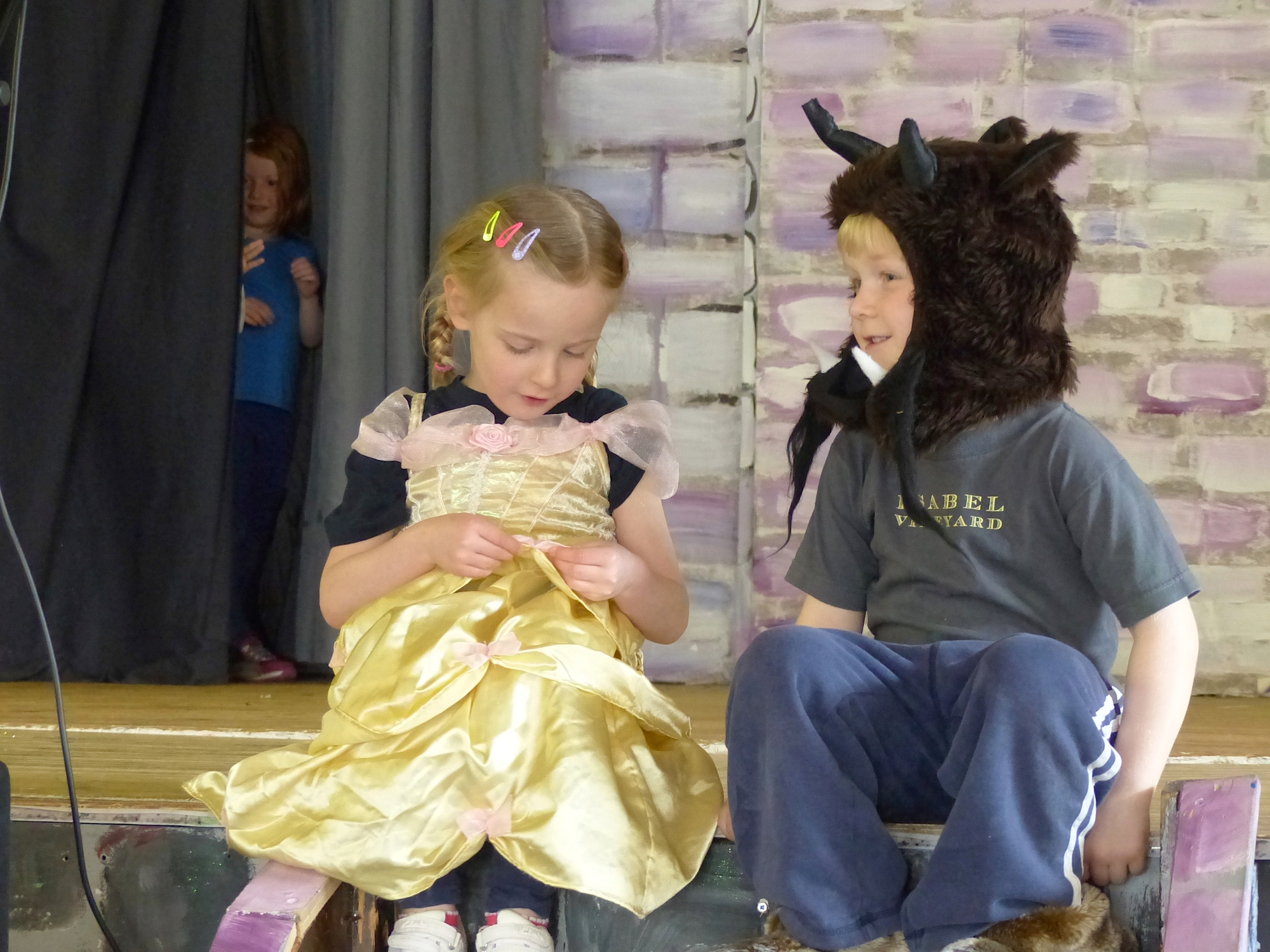 Beauty & The Beast Workshop