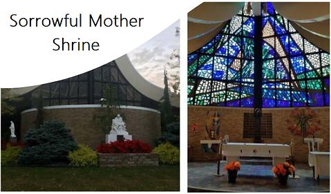 Sorrowful Mother Shrine - job opening.pn