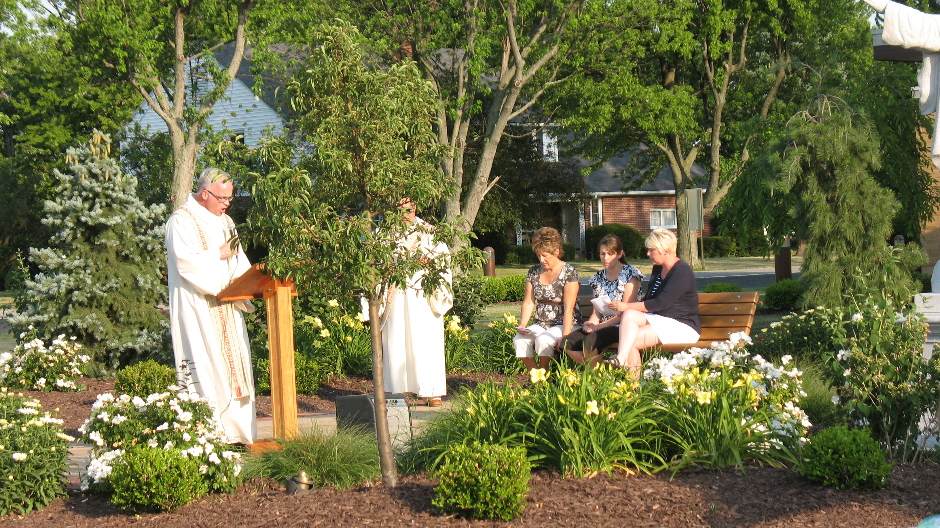 prayer garden dedication 017