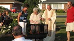 prayer garden dedication 026