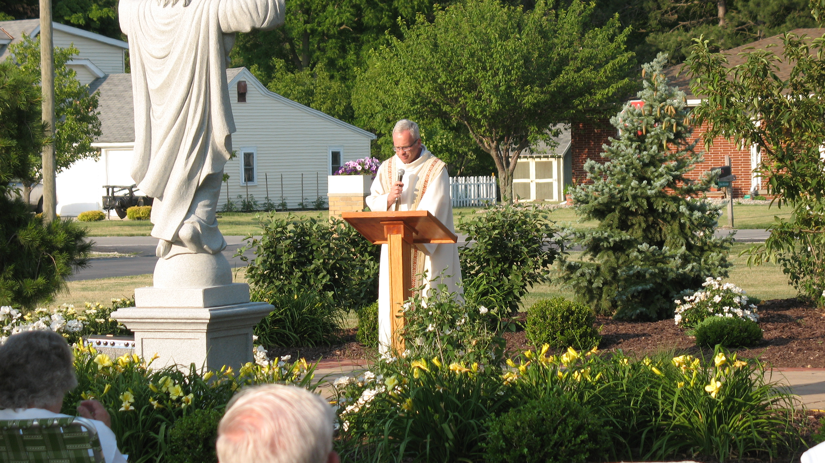 prayer garden dedication 015