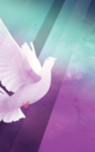 Spirit of God Church Bulletin Template.j