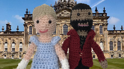 Duke of Hastings and Daphne Bridgerton Crochet Pattern