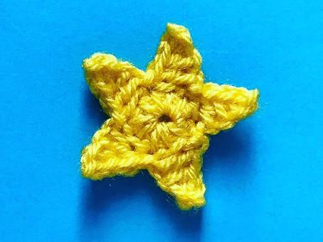 Star Crochet Pattern
