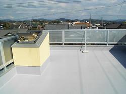 新しく屋上ができました
