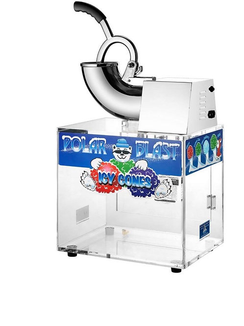 Commercial Snow Cone Machine - Add Ons