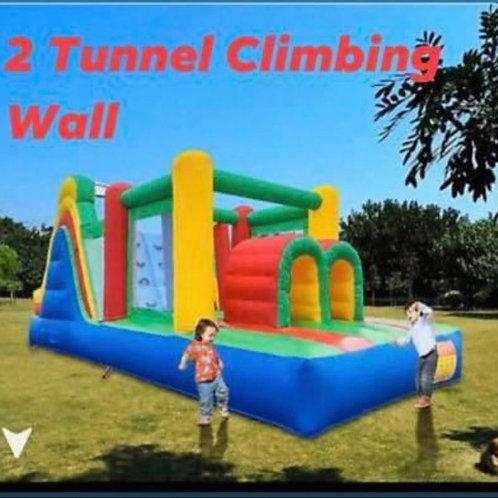 Two Tunnel Climbing Wall (REGULAR)