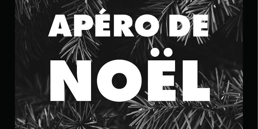 APERO DE NOËL !