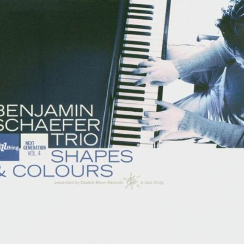 Benjamin Schaefer Trio - Shapes & Colours (CD)