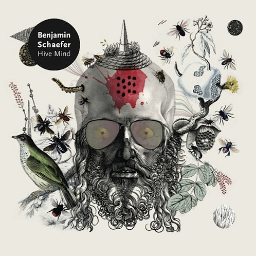 Benjamin Schaefer - Hive Mind (CD)