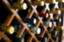 Wine Bottling, wine rack