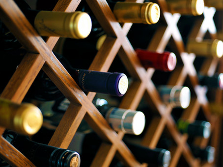 A Note on Collecting Wine
