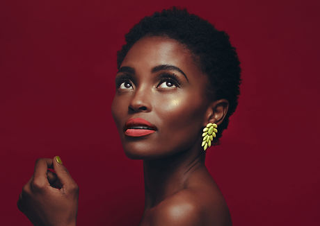 Vackra African American Model