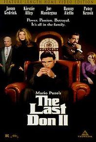 Roger Bellon, Composer, The Last Don, Mini-Series, CBS, Television, Music, Mafia, Mario Puzo
