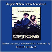 Options, Film, Romantic, Comedy, Soundtrack, Roger Bellon, Joanna Pacula, Film, Music, Africa