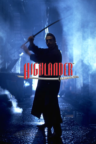 Highlander TV Series-Roger Bellon-Immortal