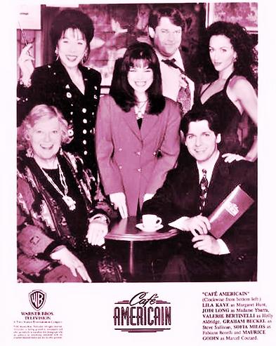 Café Americain-Roger Bellon-Warner Bros