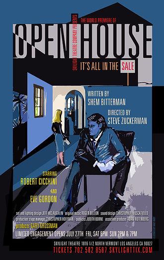 Roger Bellon, Theatre, Music, Plays, Soundtrack, Skylight Theatre, Shem Bitterman, Steve Zuckerman, Eve Gordon