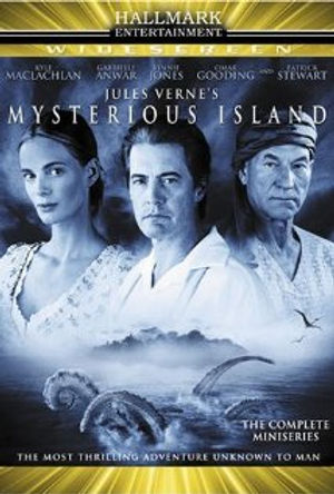 Roger Bellon, Mysterious Island, Patrick Stewart, Hallmark, Mini-Series, Jules Verne, Soundtrack, Action