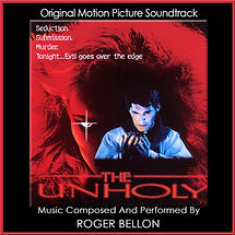 The Unholy soundtrack from the horror movie
