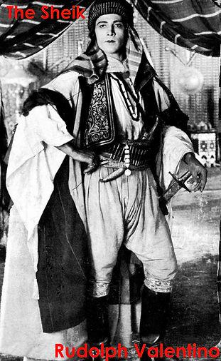 Roger Bellon, Composer, Soundtrack, Silent Movie, Rudolph Valentino, Score, Paramount, 1921, Music