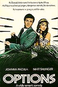 Roger Bellon, Composer, Soundtrack, Music, Film, Africa, Romantic Comedy, Joanna Pacula, Matt Salinger