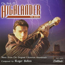 Highlander The Series Vol 2, Soundtrack, Composer, Roger Bellon, Television, Music, Series, Adrian Paul