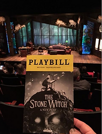 The Stone Witch-Westside Theartre-NYC