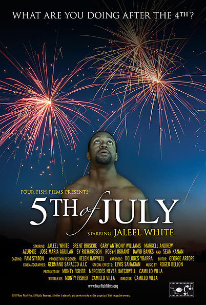 5th Of July_Poster